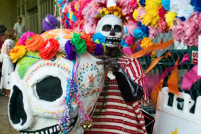 Day of the Dead Parade  043