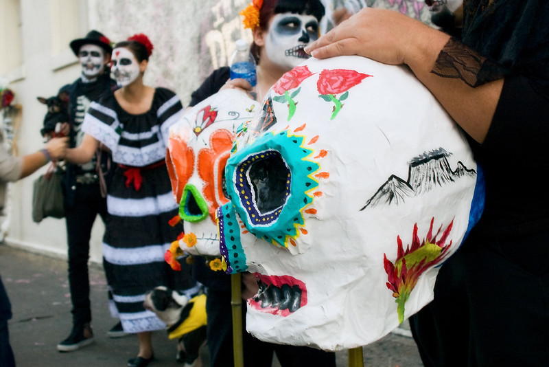 Day of the Dead Parade  033