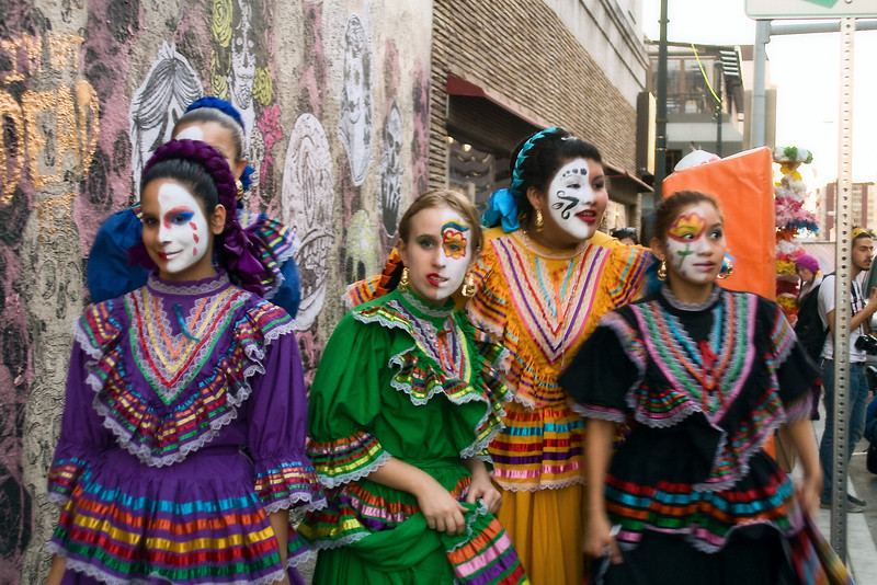 Day of the Dead Parade  038