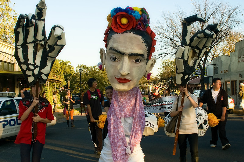 Day of the Dead Parade  011