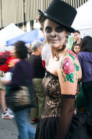 Day of the Dead Parade  037