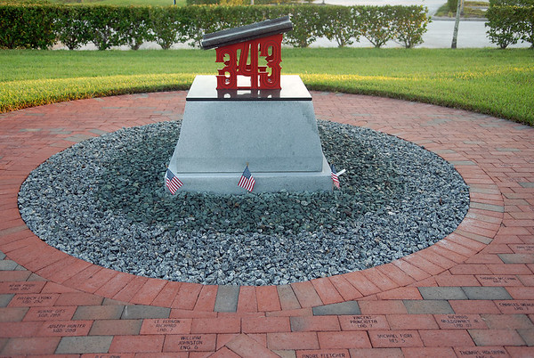Oldsmar Fire Station Memorial:  September 11, 2006