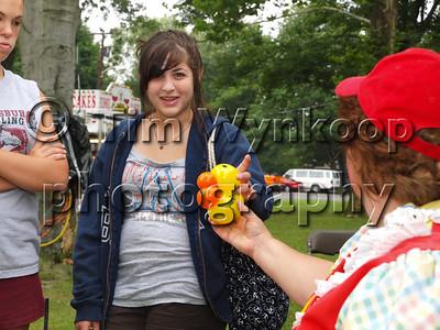 Jolly Holly the Clown