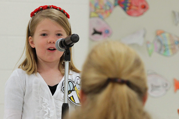 Olivia Spelling Bee