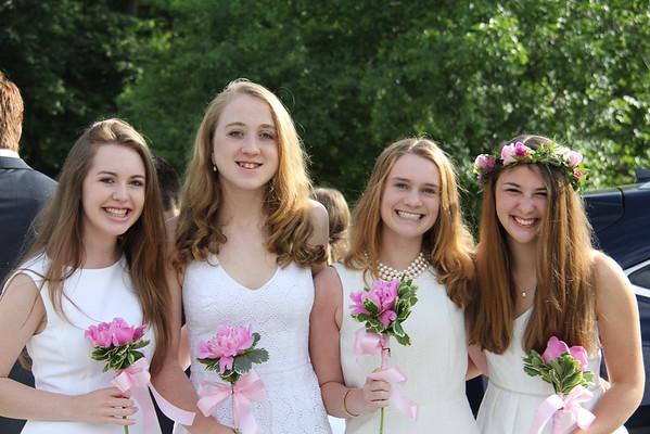 Olivia's Meadowbrook Graduation 6/11/14