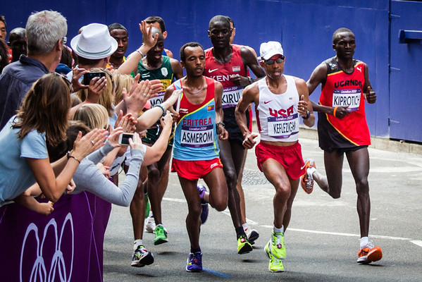 Olympic Men's Marathon