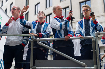 Olympic Victory Parade