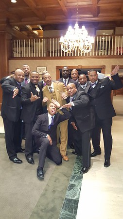 2016 Omega Psi Phi Fraternity Inc. Scholarship Ball (Trailblazer Award) (May 21, 2016)