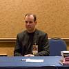 Van Allen Plexico at the 2008 OmegaCon, Birmingham, Alabama