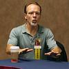 Chris A. Jackson at the2008 OmegaCon, Birmingham, Alabama