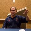 Allen Dean Foster at the 2008 OmegaCon, Birmingham, Alabama