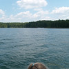 Lake Allatoona, It was a great day.
