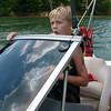 Captain Dag aged 9