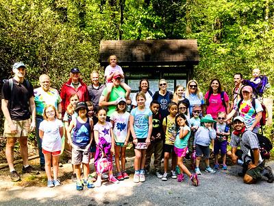 2016 OHC KIDS Hiking