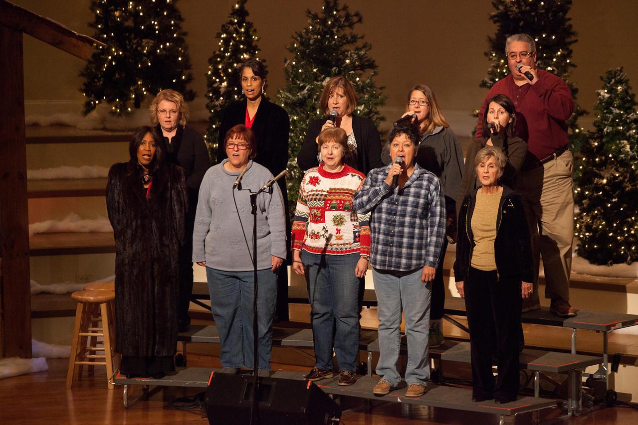 One Heart Christmas Practice 2013-11