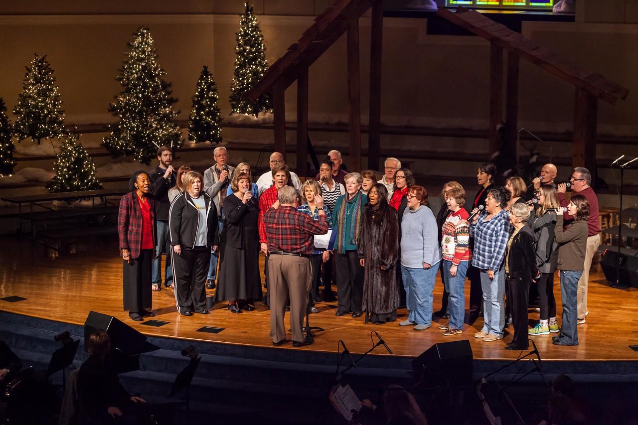 One Heart Christmas Practice 2013-16