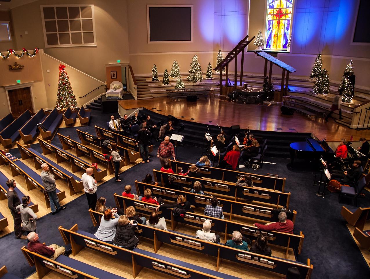 One Heart Christmas Practice 2013-1