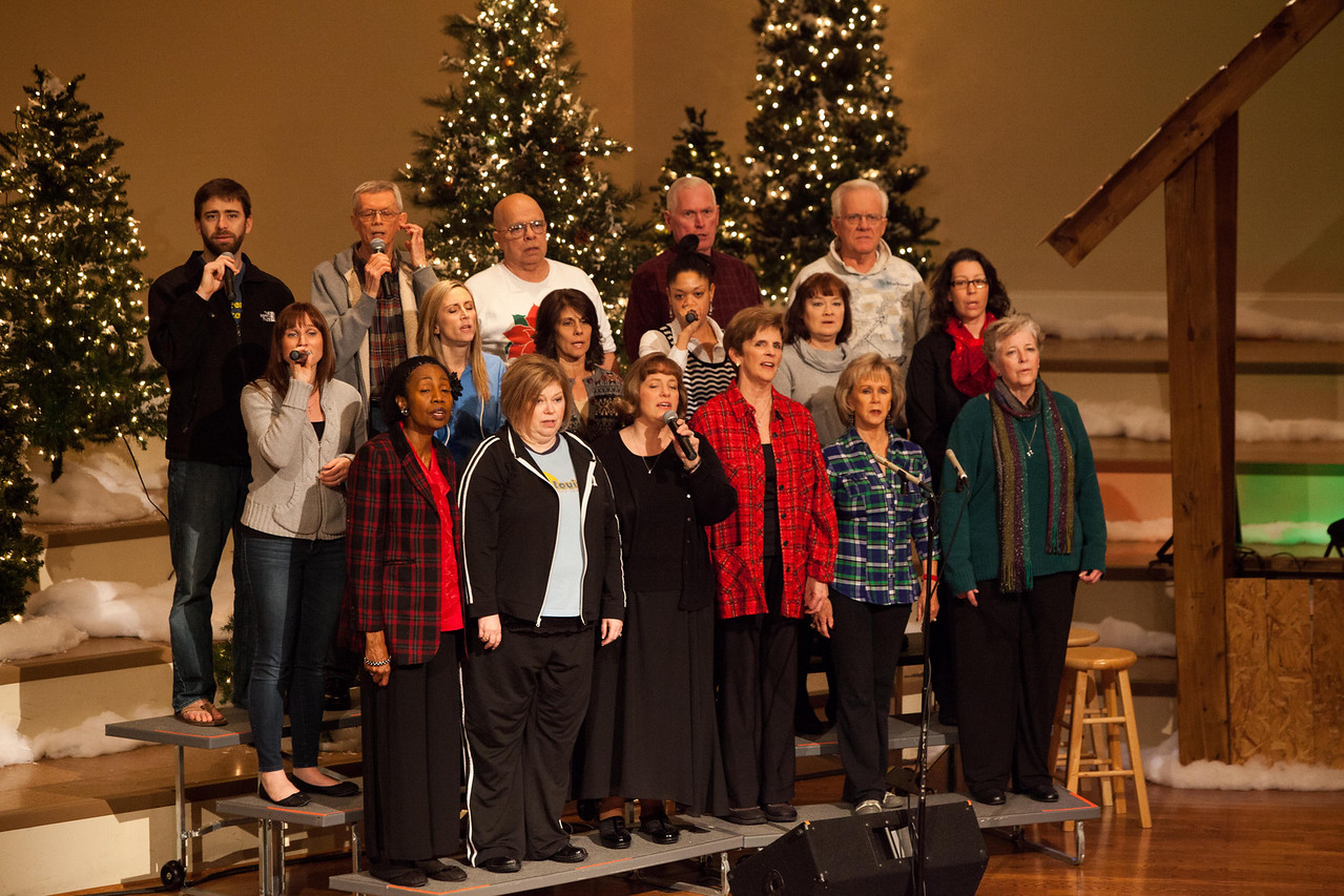 One Heart Christmas Practice 2013-12
