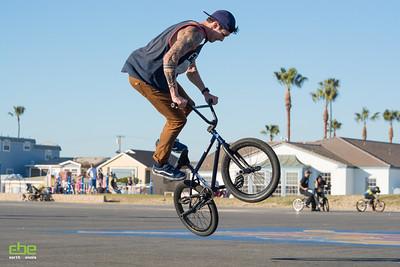 Matthias Dandois One Love BMX Jam Newport Beach, CA
