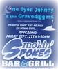 One Eyed Johnny Band at Smokin Spokes 2013 m burgess