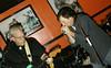 Mike Bloomer and John Rousey Jamming 2013 at Smokin Spokes