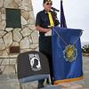 Richard Moore, Commander, American Legion Post 222