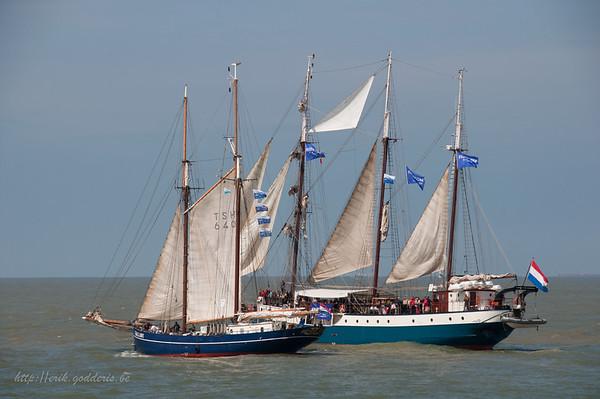 Oostende voor anker 2011