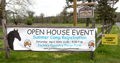 20160430 402 Jackie Coventry Farm Open House