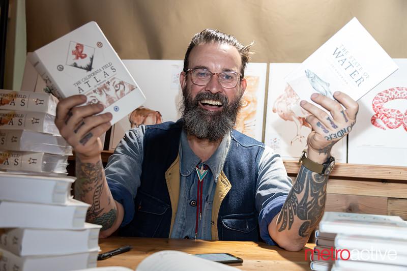 Obi Kaufman artist & writer