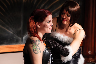 Open Stage 031912 0481 Rachel Ann Belle and Lilith Grey