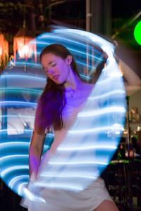 Spinning Rachel
