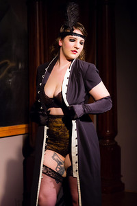 Tequila Mockingbird - Bedazzles and teases! Open Stage 120716 0507