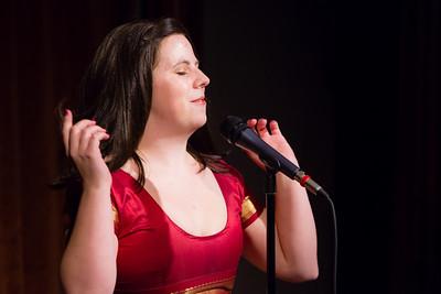 Molly Midori - On Bellydance Underwear... Open Stage 120910 0100