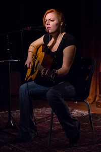Kristin Plays Something New, Something Old Open Stage 121112 0292