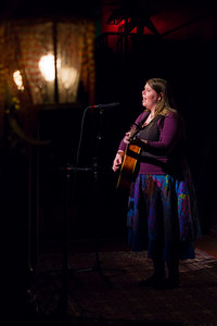 Melanie Gruben Brings Some First-Time Magic Open Stage 121112 0180