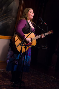 Melanie Gruben Brings Some First-Time Magic Open Stage 121112 0143