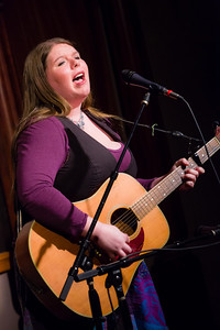 Melanie Gruben Brings Some First-Time Magic Open Stage 121112 0149