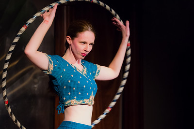 Rachel Returns with Hooping Open Stage 121119 0086