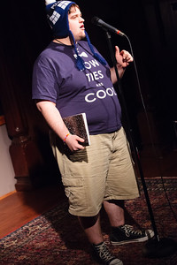 De La Strahd: Hate and Love, and a Pop Culture Hipster Open Stage 130401 0185