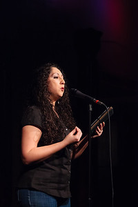 """Angelika: """"The greatest measure of our grief describes the equal measure of our love"""" Open Stage 130408 0203"""