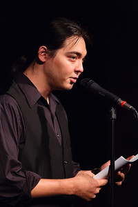 The Hawaiian - A Reading from a Novel in Progress Open Stage 130610 0172