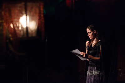 Lucia - Then and Now: Disparate Writings Open Stage 130624 0313