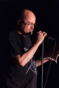 Open Stage 140114 0200 - Select Poetry by Jeff Holt