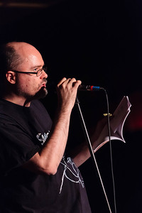 Open Stage 140114 0204 - Select Poetry by Jeff Holt