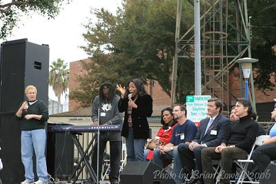 AIDS Walk Los Angeles  Stephanie Mills, Grammy winning recording artist