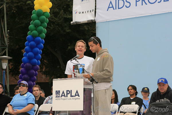 AIDS Walk Los Angeles   Carson Kressley, Queer Eye for the Straight Guy  Jai Rodriguez, Queer Eye for the Straight Guy, Celebrity Duets