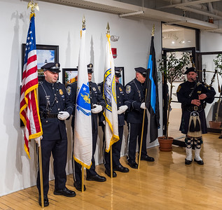 Opening Reception for March of the Unwavering