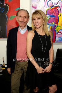Peter Max, Ramona Singer  photo by Rob Rich/SocietyAllure.com © 2013 robwayne1@aol.com 516-676-3939