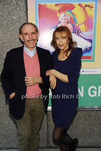 Peter Max, Tina Louise photo by Rob Rich/SocietyAllure.com © 2013 robwayne1@aol.com 516-676-3939