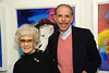 Amy Greene, Peter Max<br /> photo by Rob Rich/SocietyAllure.com © 2013 robwayne1@aol.com 516-676-3939